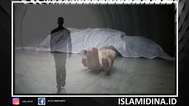 kehidupan setelah mati dalam islam