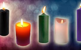 Пусть свеча подскажет вам путь и осуществит желание