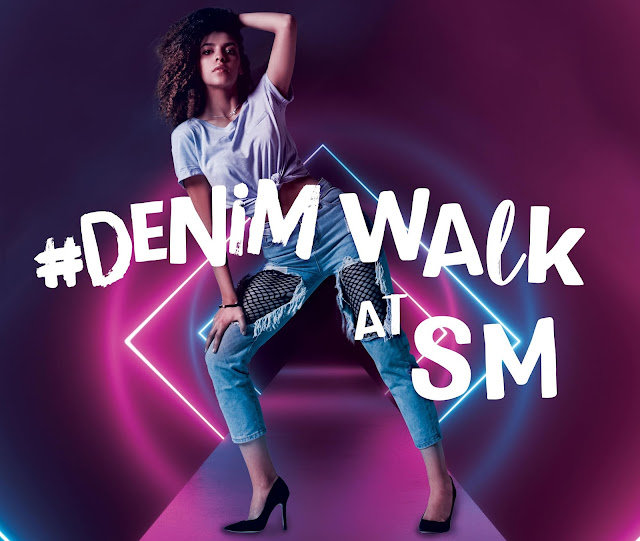 SM Supermalls and SM Shopmag brings fun and excitement with #DenimWalkAtSM where shoppers can turn the malls into a fashion runway for a chance to win prizes.
