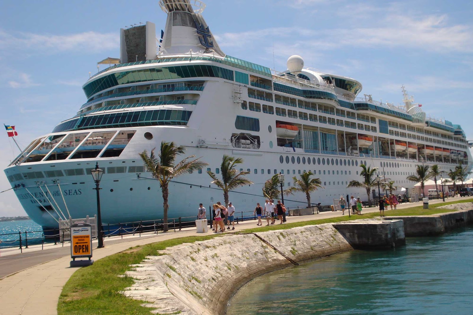 Bermuda Link - Observe