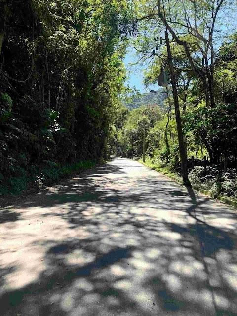 estrada de Paraty no rio de janeiro
