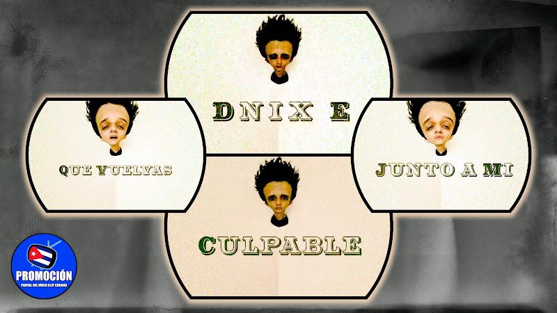 Dnix _E - Culpable (Acústica). Portal Del Vídeo Clip Cubano. Música cubana. Cuba.