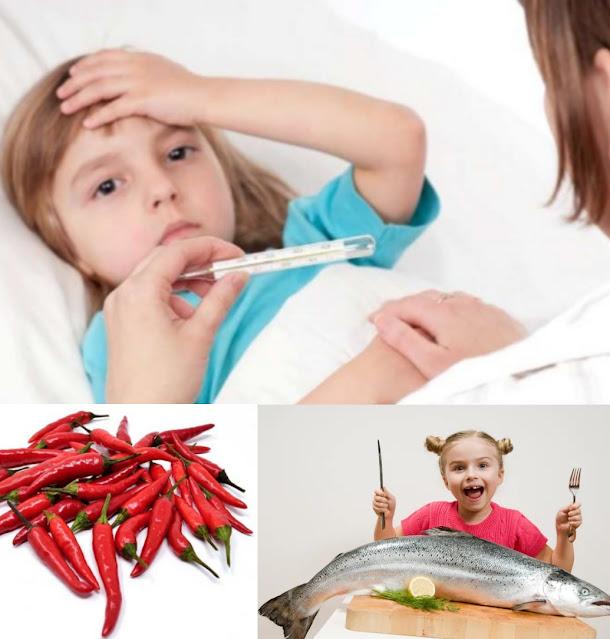 4 aliments naturels pour traiter la fièvre rhumatismale