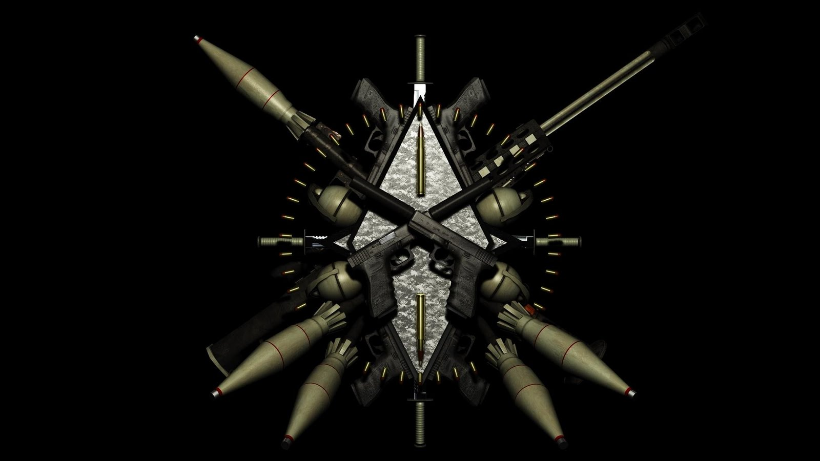 Guns Wallpaper Hd: Pic New Posts: Full Hd Wallpaper Guns