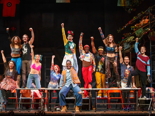 Coming to Detroit: RENT 20th Anniversary Tour + GIVEAWAY CLOSED