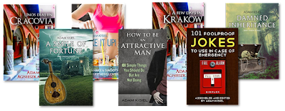 Adam Kisiel books free and on sale