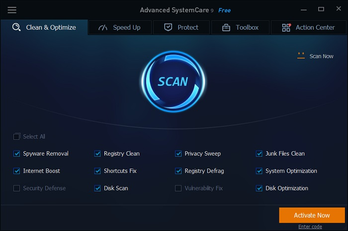 is iobit advanced systemcare safe