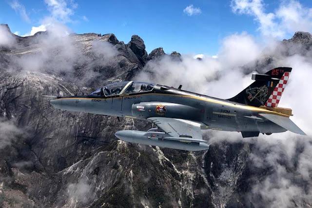 Malaysia buy light combat aircraft