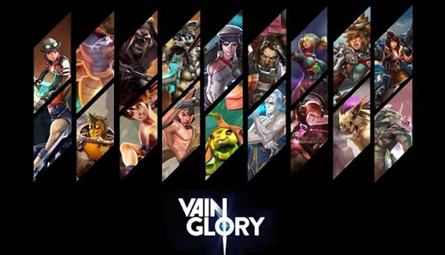 game moba populer Vainglory