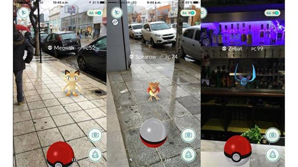 Pokemon Go disponible en la Patagonia