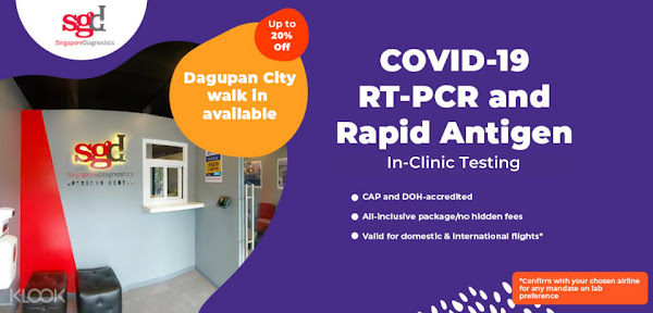 Where to Get Affordable RT-PCR and Antigen Testing in Dagupan Pangasinan