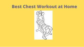 Chest Exercises at Home with Weights