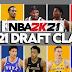 NBA 2K21 REAL 2021 DRAFT CLASS BY X-2357