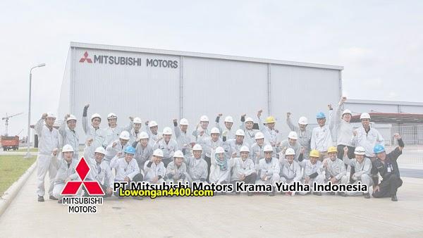 Lowongan Baru PT. Mitsubishi Motors Krama Yudha Indonesia || Kawasan GIIC