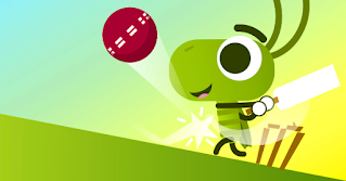 Play Doodle Cricket Game For Free Online
