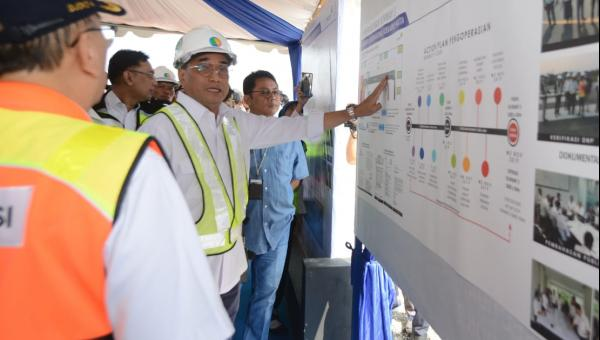 Menhub: Secara Teknis, 'Runway' 3 Bandara Soekarno Hatta Siap Beroperasi Agustus 2019