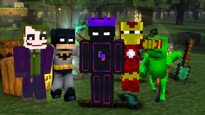 25 cool minecraft skins | Best Minecraft Skins - Patchescrafts
