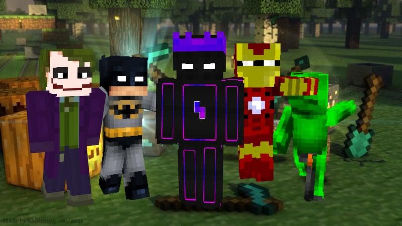 [25 cool minecraft skins]   Best Minecraft Skins - Patchescrafts