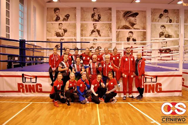 Adriana Marczewska, boks kobiet, boks olimpijski, Kinga Szlachcic, Maria Jackowska, sport, Zielona Gór