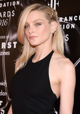 Jessica Stam – Fragrance Foundation Awards in New York