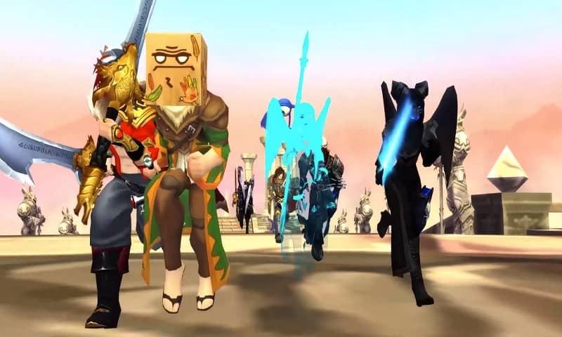 Descargar AdventureQuest 3D