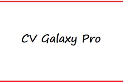 Lowongan Kerja Lampung CV Galaxy Pro