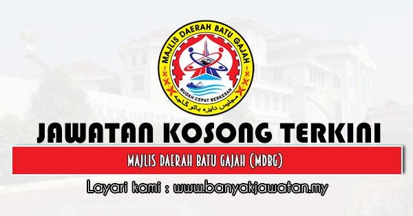 Jawatan Kosong 2021 di Majlis Daerah Batu Gajah (MDBG)