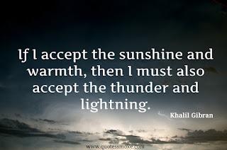 Khalil Gibran Life Quote