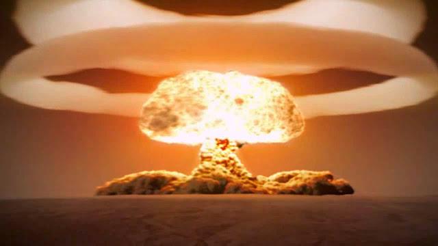 انفجار قنبلة القيصر Tsar Bomba