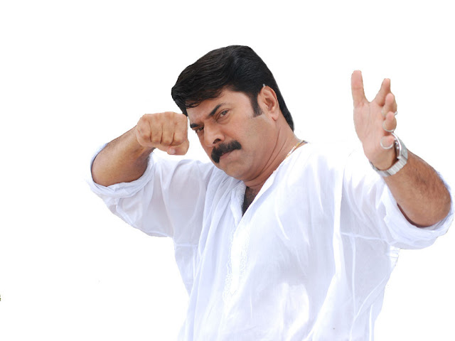 Mammootty Nasrani Movie Wallpaper