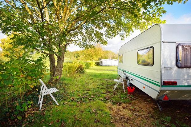 Off-Road Caravan
