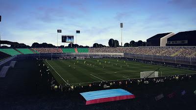 PES 2021 Stadium Stade Josy Barthel