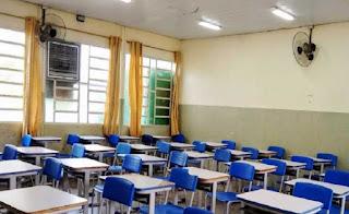 Aulas presenciais de escolas estaduais retornam de forma híbrida a partir desta quinta-feira na PB