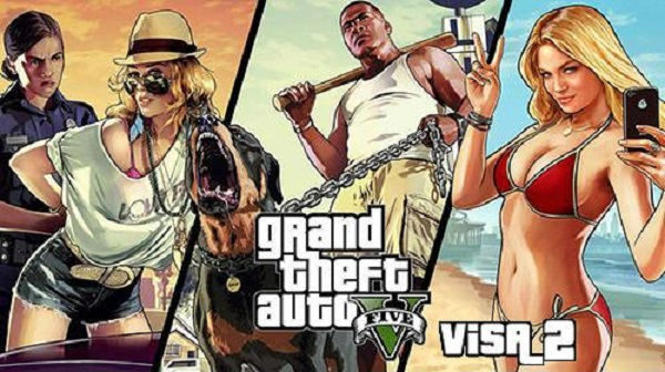 Download GTA 5 Visa 3 Android APK Mod