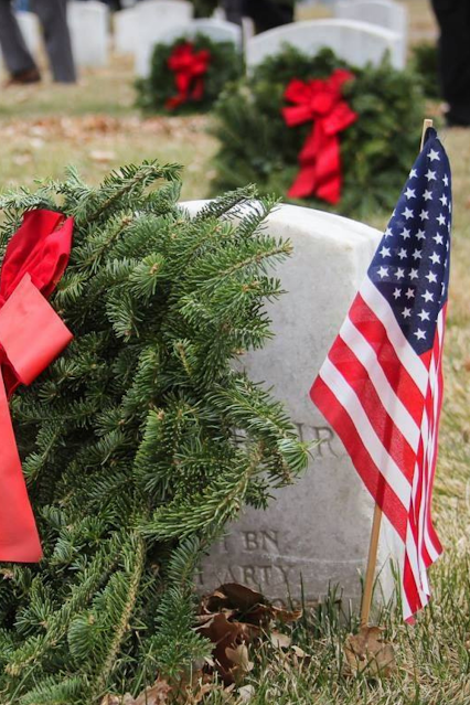 Wreaths Across America Cemetery