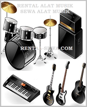 rental sewa alat musik  murah