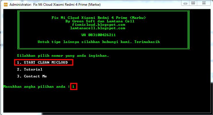 cara bypass mi cloud atau bypass mi account xiaomi redmi 4 prime markw