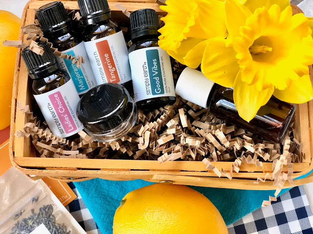 Simply Earth's May Essential Oil Box