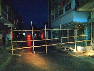 ঝিকরগাছা পৌরসভার ২ ও ৩ নং ওয়ার্ডকে রেড জোন ঘোষণা