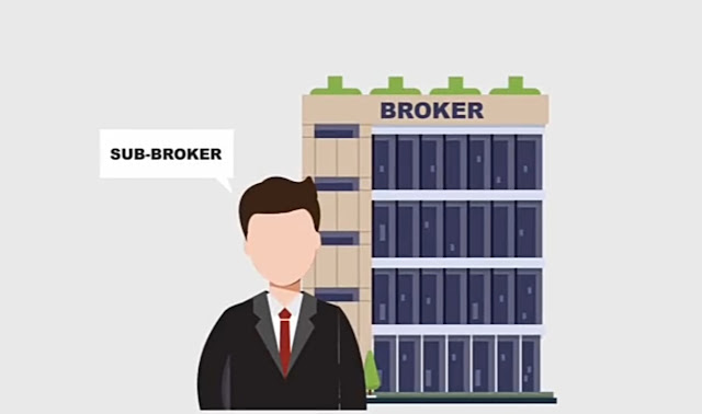 What is a sub broker