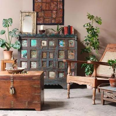 Benda Antik Percantik Ruangan