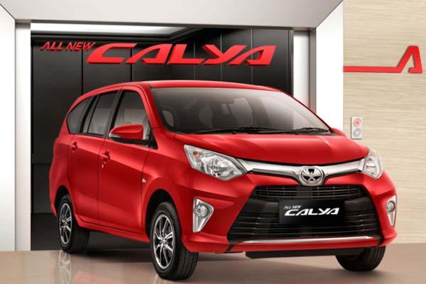 Toyota Calya MPV Murah di Auto2000 Medan