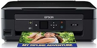 Epson XP-310 Printer Driver Downloads