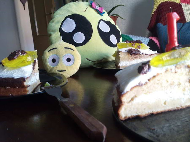 Receta pastel de limón para Mini-Fu