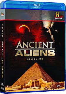 Ancient Aliens – Temporada 1 [3xBD25] *Con Audio Latino