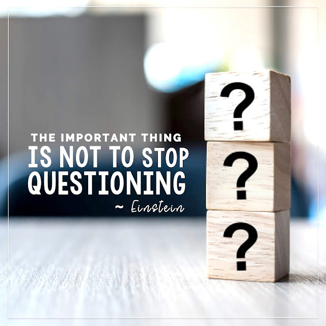 the importance of good questions