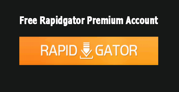 25+ List Rapidgator premium accounts free ( email + password )