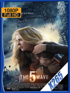 La Quinta Ola (The 5th Wave) (2016) x265 [1080p] Latino [GoogleDrive] SilvestreHD
