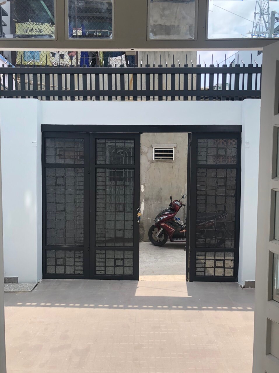 Bán nhà hẻm xe hơi 141 Tám Danh phường 4 Quận 8 gần chợ Phạm Thế Hiển