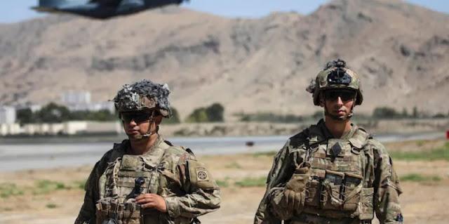 Agar Tak Jatuh ke Tangan Taliban, AS Ledakkan Pangkalan Intelijen CIA di Kabul